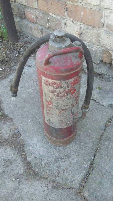 Огнетушитель Отдам за 300 сомов. в Бишкек