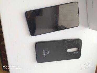 Мобильные телефоны - Базар-Коргон: Б/у Xiaomi Redmi Note 8 Pro 64 ГБ Синий