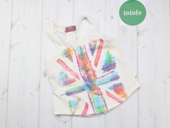 Детская футболка Mango Kids Длина: 35 см Пог: 28 см Р: 104 см(3-4 год
