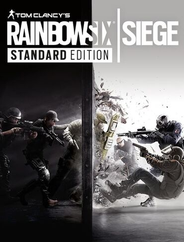 Rainbow Six: Siege Standard Edition kompyutercun.Мгновенно после
