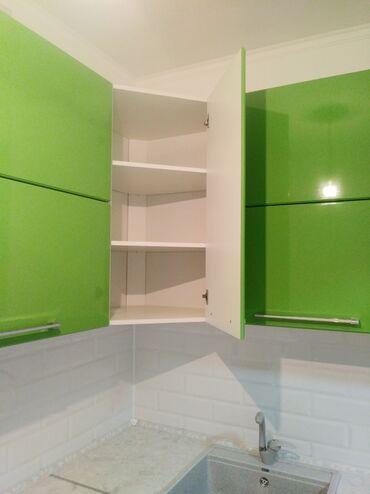 посудомоечная машина в Кыргызстан: Продаю кухню. Цвет-зелёное яблоко. Все комплектующие австрийские, на