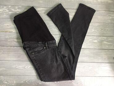 платья для беременных бишкек в Кыргызстан: Продам джинсы для беременных, фирмы h&m. Размер eur 38 us 6 (где