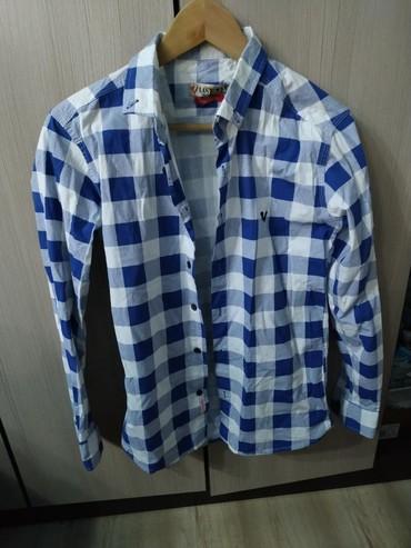 Рубашки бу в очень хорошем состоянии, размер L на рост 180 см в Бишкек