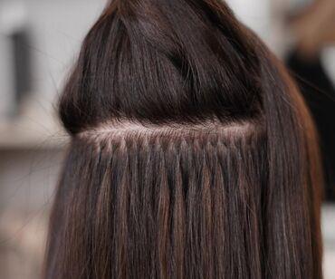 наращивание волос бишкек in Кыргызстан | ДРУГОЕ: Наращивание волос  Качественно быстро  Есть волосы в наличии уточняйт