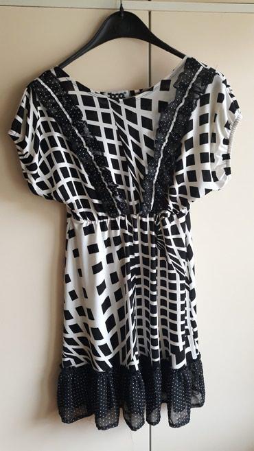 Zenska haljinica, univerzalni broj, jednom je nosena,kao nova  - Nis