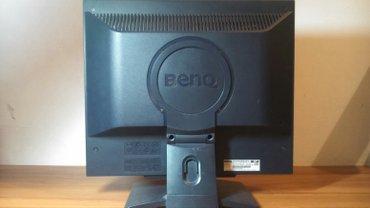 Продаю монитор benq fp71g+ 17-дюймов. монитор полностью рабочий. в Бишкек