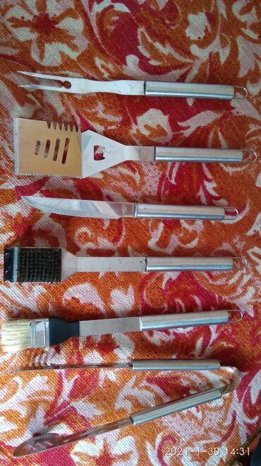 Кухонный набор нож вилкаБ/УКачество хорошее европейское.Адрес рядом с