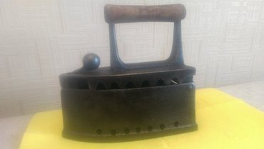 Продам утюг чугунный. Состояние отличное! Цена: 2000 сом в Бишкек
