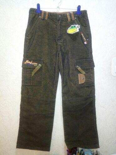 40-42-44 р. на рост 155 см Новые мужские брюки, вельветовые