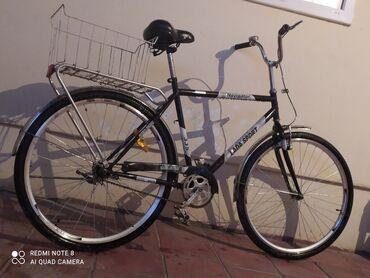 velosiped satiram 28 - Azərbaycan: Velosiped satılır heç bir problemi yoxdur otur sür az işlənib 28