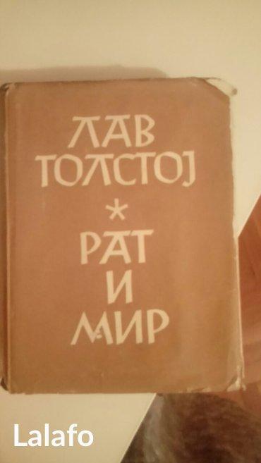 Lav tolsjoj - rat i mir - Belgrade