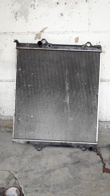Радиатор на Lexus GX470 в Лебединовка