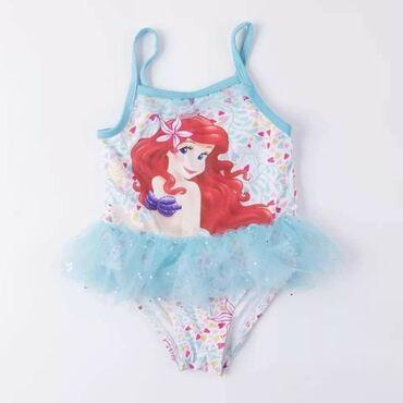 "Mala sirena"" kupaci kostim vel. 2 1250 rsd""Mala sirena"" jednodelni"