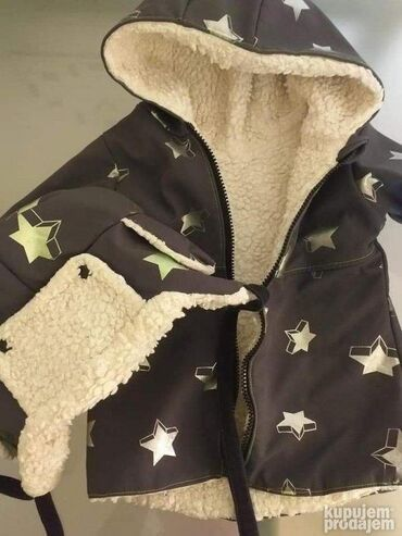 Komplet jakna i kapa za devojcicu vel92🥰