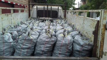 Уголь в мешках Кара Кече Беш Сары дрова в мешках с доставкой в Бишкек