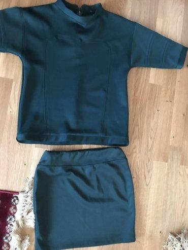 Итальянский! новый! секси! стильный костюм! размер 42/44 в Бишкек