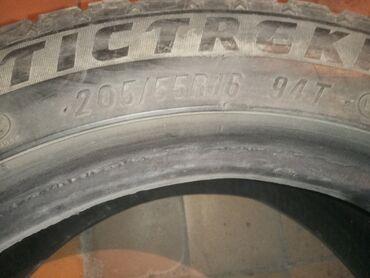 шины 205 55 r16 зима в Кыргызстан: Продаю шину Размер 205/55/R16ЗимняяЕсть 2 шт (пара)Только звоните по