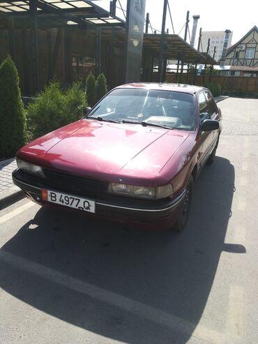 Mitsubishi - Кыргызстан: Mitsubishi Galant 1.8 л. 1990   456000 км