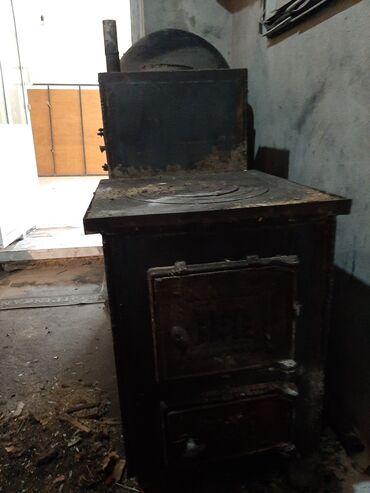 куплю мебель бу в Кыргызстан: Печка отопленияга 250кв метрге ылайыкташтырылган алгамын бир сезон