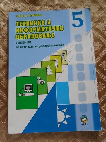 Tehničko i informatičko obrazovanje za 5. razred Osnovne škole