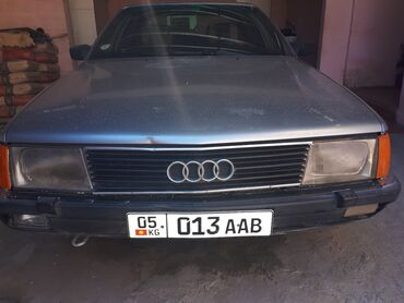 Audi 100 2.2 л. 1987