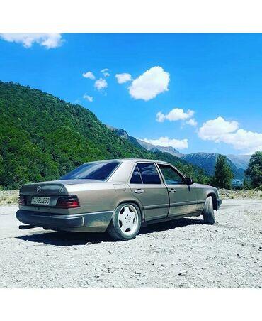Mercedes-Benz Mingəçevirda: Mercedes-Benz E 250 2.6 l. 1988 | 222222222 km