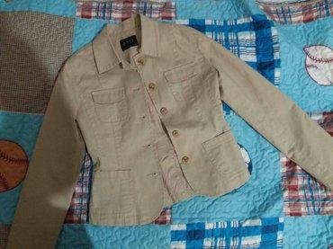 Качественной корейский пиджак, размер S в Бишкек