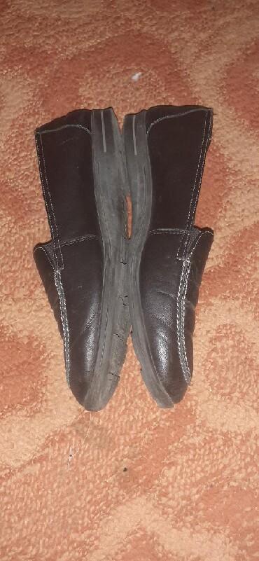 Ženska obuća | Kula: Zenske kozne mokasine. Ocuvane, bez ostecenja