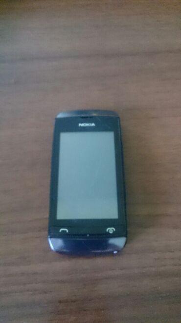 Salam aleykum, Nokia 305 modeli satilir, kohne sensorlu, sade iwletmek