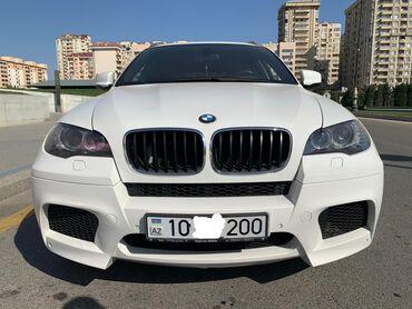 bmw m5 4 4 m dkg - Azərbaycan: BMW X6 M 4.4 l. 2011 | 76900 km