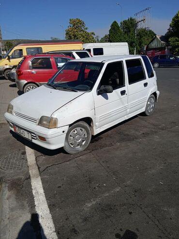 Транспорт - Джалал-Абад: Daewoo Tico 1996
