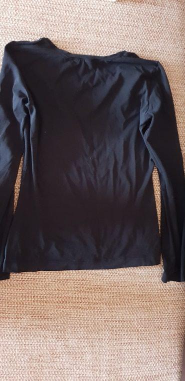 Ps fashion nova crna bluza,velicina m - Smederevo - slika 4