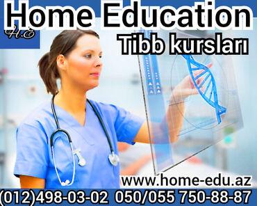 tibb bacisi vakansiyalari - Azərbaycan: Home Education TİBB KURSLARI tələbə qəbulunu elan edir!  Tibb kursları