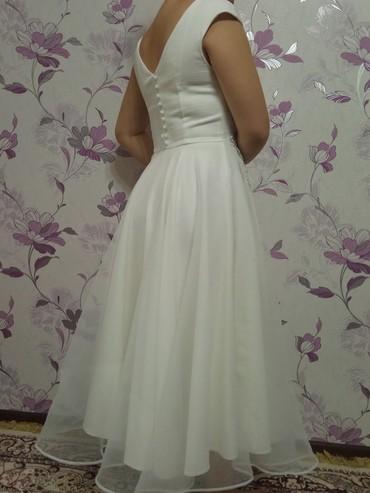 Выпускное платье, 44 размера тел.: в Бишкек