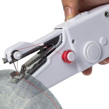 обувная швейная машинка бу купить в Кыргызстан: Мини швейная машинка +бесплатная доставка по кр,отличный подарок для