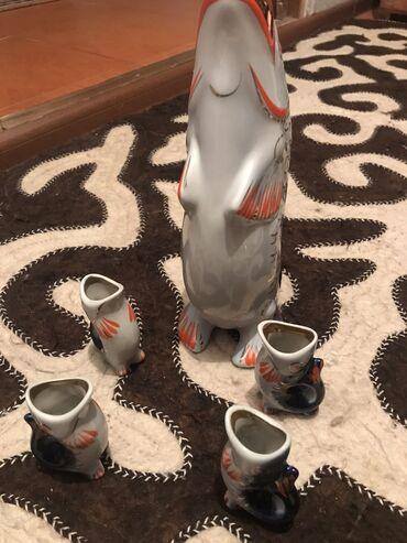 Антикварные вазы - Бишкек: Антикварные вазы