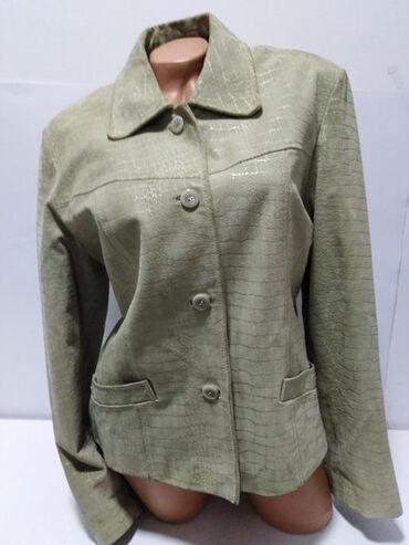 JOY vrhunska kožna jakna izradjena od fine mekane kvalitetne