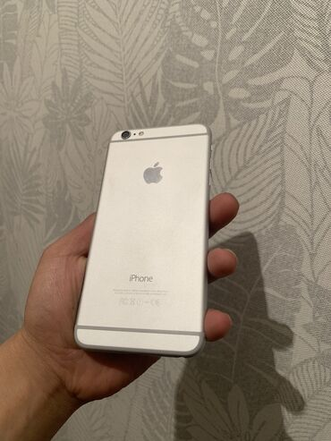 Б/У iPhone 6 Plus 16 ГБ Белый