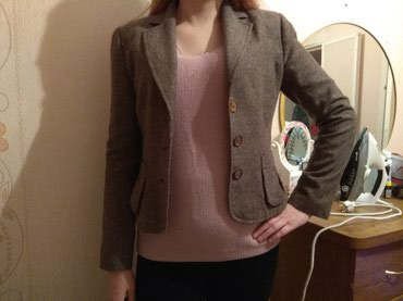 Пиджак размер М, состояние отличное, в Бишкек