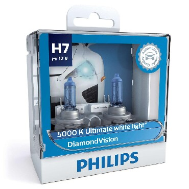 Philips xenium x128 - Srbija: Potpuno NOVE sijalice PHILIPS DIAMOND VISION H7 5000K.   H7 12V/55W