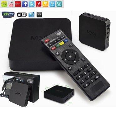 Android tv-box. Smart olmayan televizorlar üçündür. - Xırdalan