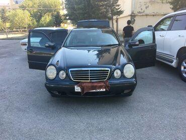 Avtomobillər - Azərbaycan: Mercedes-Benz CL 220 2.2 l. 2001 | 245000 km