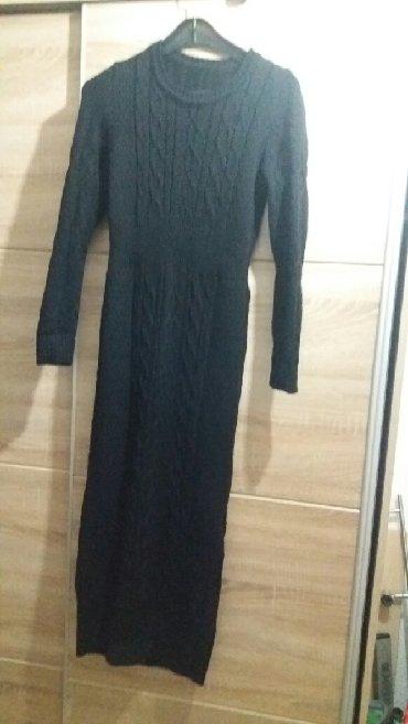 Pletena jaknica - Srbija: Pletena haljina uni