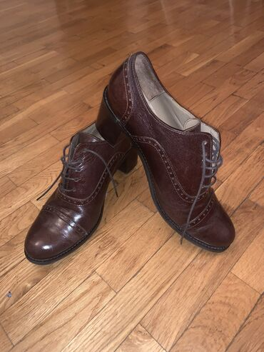 675 oglasa   ŽENSKA OBUĆA: Nove cipele kupljene u pogresnoj velicini. Prava koza!