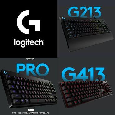 i mac - Azərbaycan: Logitech g213 prodigy -145aznLogitech g413 -170aznLogitech G pro -350