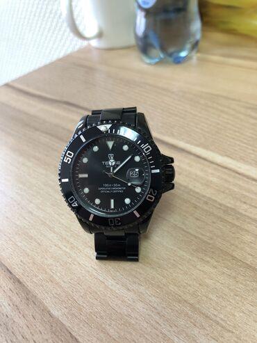 Продаю часы Tevice T801A кварцевые, показывает дату. Срочно. В