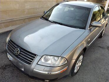 Nəqliyyat Salyanda: Volkswagen Passat 1.8 l. 2003 | 11111 km