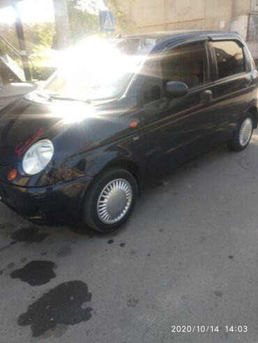 Daewoo Matiz 0.8 л. 2008 | 125352 км