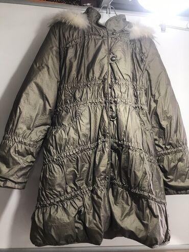 Корейская куртка пуховик Red Marine. Размер 44-46. S . Покупала дорого