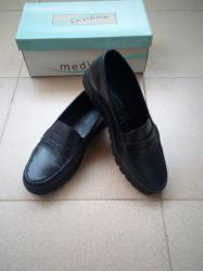 Ženska obuća | Cacak: Medicus cipele, kožne, veoma udobne.Nošene samo jednom. Veličina 6
